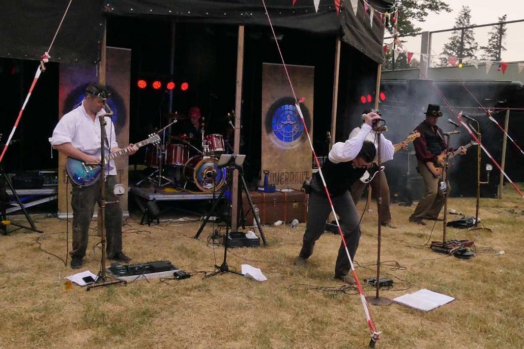 Covernaut Tennenfest 2019