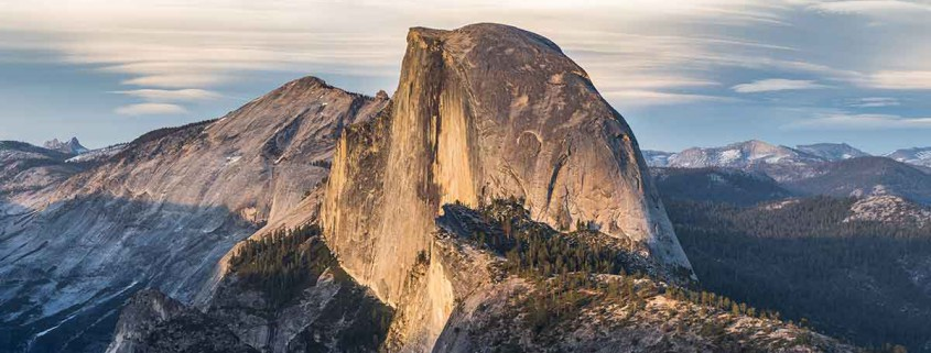 File:Half Dome from Glacier Point, Yosemite NP - Diliff.jpg Location: 37° 43′ 48.78″ N, 119° 34′ 22.94″ W